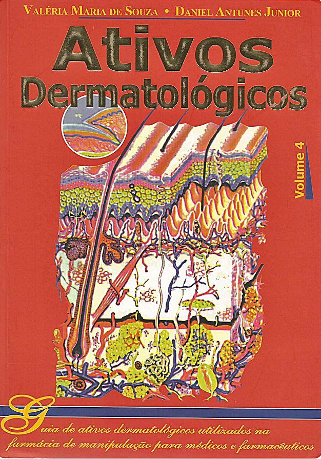 livro ativos dermatológicos v 4