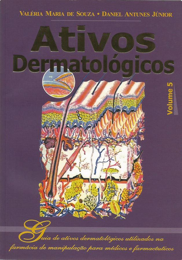 livro ativos dermatológicos v 5