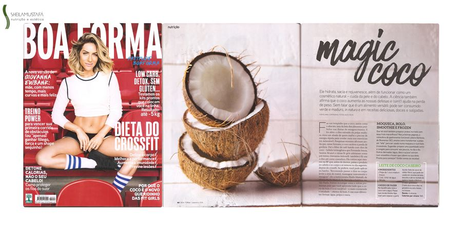 magic coco revista boa forma